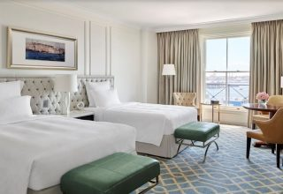 The Langham Sydney, Deluxe Twin Suite