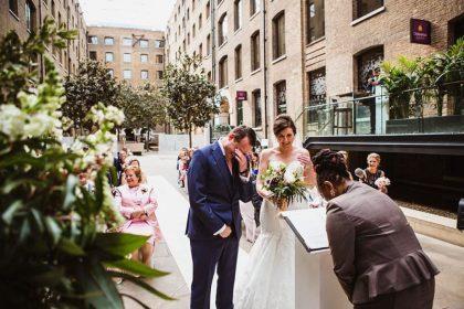 Devonshire Terrace Wedding Venue, Western Courtyard