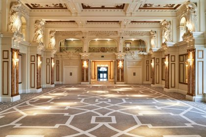 An Insider's Guide to London's Most Extravagant Wedding Venues
