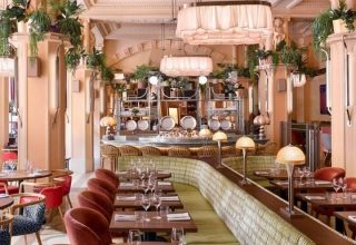Kimpton Fitzroy London, Neptune Restaurant
