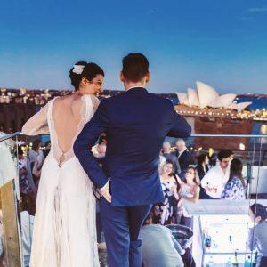 Rydges Sydney Harbour Wedding Venue, Outside Terrace