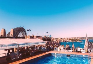 Rydges Sydney Harbour Social Pool Parties, The Pool
