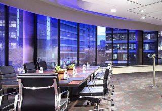Sydney Harbour Marriott Corporate Event, Meeting Room