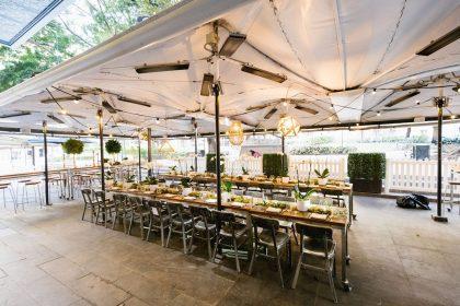 Sydney Harbour Marriott Private Dining, Custom Bar