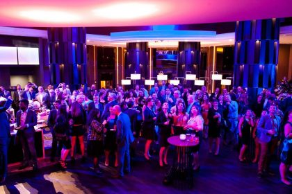 Sydney Harbour Marriott Corporate Parties, Henry Lawson Room