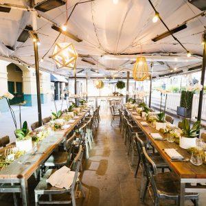 Sydney Harbour Marriott Private Dining, Custom House Bar