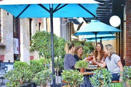 Sydney Harbour Marriott Social Events, Custom Bar