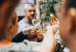 Sydney Harbour Marriott Birthday Parties, Three Bottle Man Bar