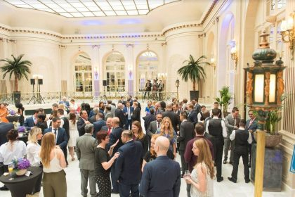 The Waldorf Hilton Corporate Events, Palm Court
