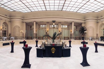 The Waldorf Hilton Corporate Parties, Palm Court