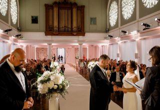 One Marylebone Wedding Venue, Soane Hall, Photography by Damion Mower