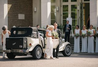 The Hurlingham Club Wedding Venue, Photography by Tom & Lizzie Redman