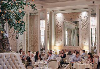 The Langham London Social Dining, Palm Court