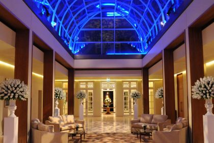The Hurlingham Club, Corporate Parties, Palm Court