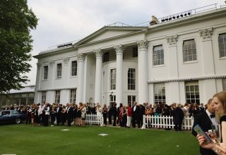 The Hurlingham Club Corporate Parties, Private Lawn