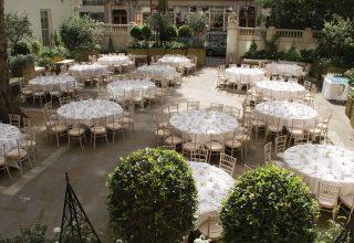 The Langham Wedding Venue, Courtyard Garden