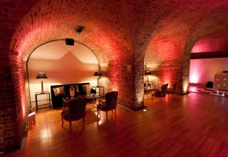 RSA House Private Dining, The Vaults