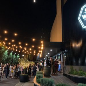 Urban Winery Sydney Corporate Event, Outside of venue