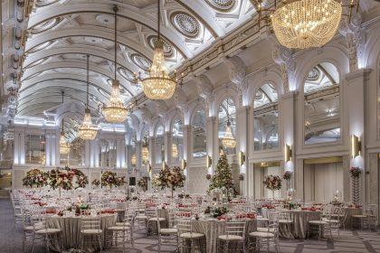 De Vere Grand Connaught Rooms Corporate Parties, Grand Hall
