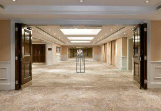 The Langham Corporate Parties, Portland Foyer