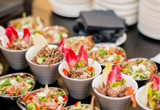 De Vere Grand Connaught Rooms Bowl Food