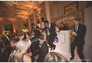 The Langham Wedding Venue, Grand Ballroom, Photography by Nick Rose