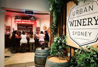 Urban Winery Sydney Social Parties, Main Room