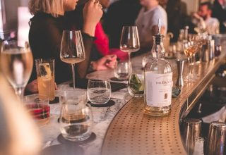 The Langham London Social drinks, Artesian at The Langham