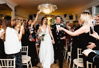 Belair House Wedding Venue, The Ballroom, Photography by Fiona Kelly Photography 2