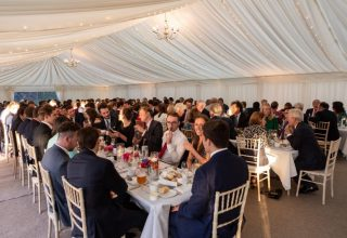 Belair House Social Events, The Marquee