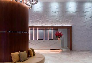 Sydney Harbour Marriott at Circular Quay Hotel Lobby