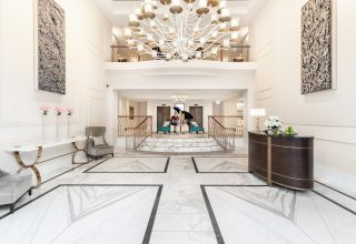 The Langham Sydney Events Lobby