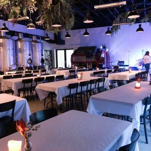 Urban Winery Sydney Corporate Event, Main Room