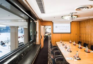 Pullman Quay Grand Sydney Harbour Corporate Meeting, Harbour Boadroom