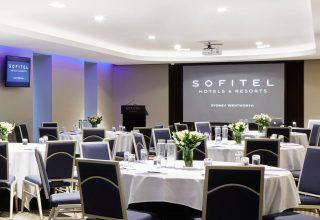 Sofitel Sydney Wentworth Corporate Meeting, Brisbane Room