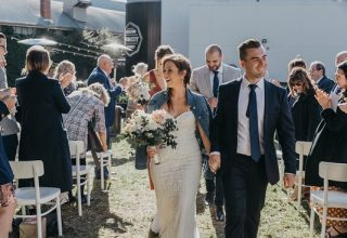 Urban Winery Sydney Wedding Venue, Heritage Lawn