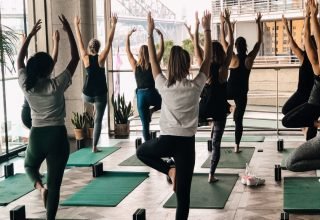 Pullman Quay Grand Sydney Harbour Yoga Classes