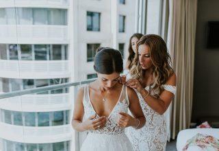 Pullman Quay Grand Sydney Harbour Wedding Venue, Guest Suite