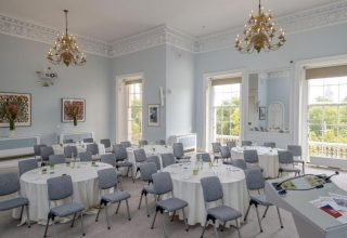10-11 Carlton House Terrace, Wolfson Room, Photo by Greg Allen Photography