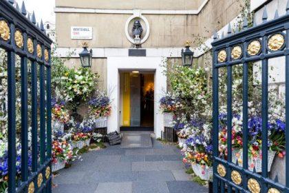 Banqueting House Wedding Venue, Entrance to Main Hall