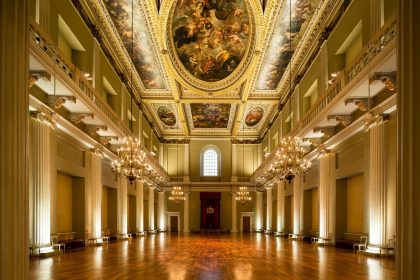 Banqueting House Wedding Venue, Main Hall