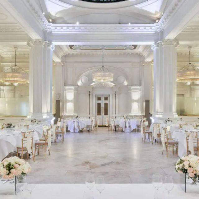 The Ballroom at Andaz London Liverpool Street
