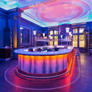 Andaz London Private Celebration, Catch Bar & Lounge