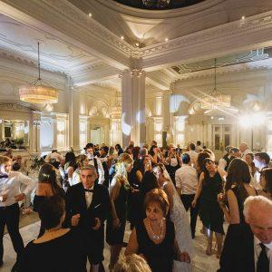 Andaz London Wedding Venue, Ballroom, Photography by Owen Billcliffe