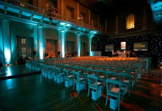 Banqueting House Corporate Event, The Undercroft