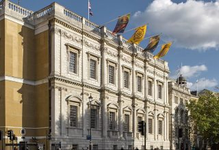Banqueting House Corporate Venue, Outside