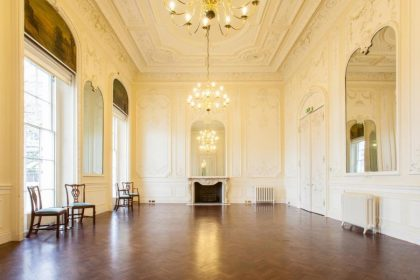 Carlton House Terrace Networking Event, The Music Room