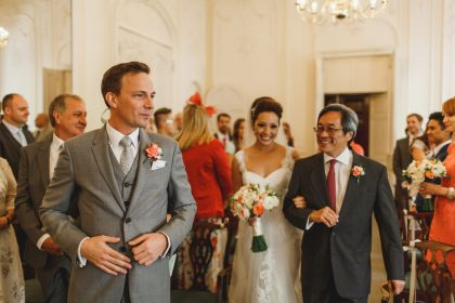 Carlton House Terrace Wedding Venue, Wolfson Room, Photograpy by ARJ2