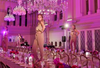Corporate Event Fashion Show The Tea Room QVB Sydney