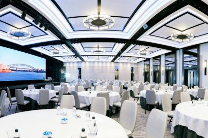 Four Seasons Hotel Sydney Corporate Function, New Grand Ballroom